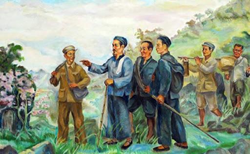 Đề cương tuyên truyền kỷ niệm 80 năm Ngày Bác Hồ về nước, trực tiếp lãnh đạo cách mạng Việt Nam