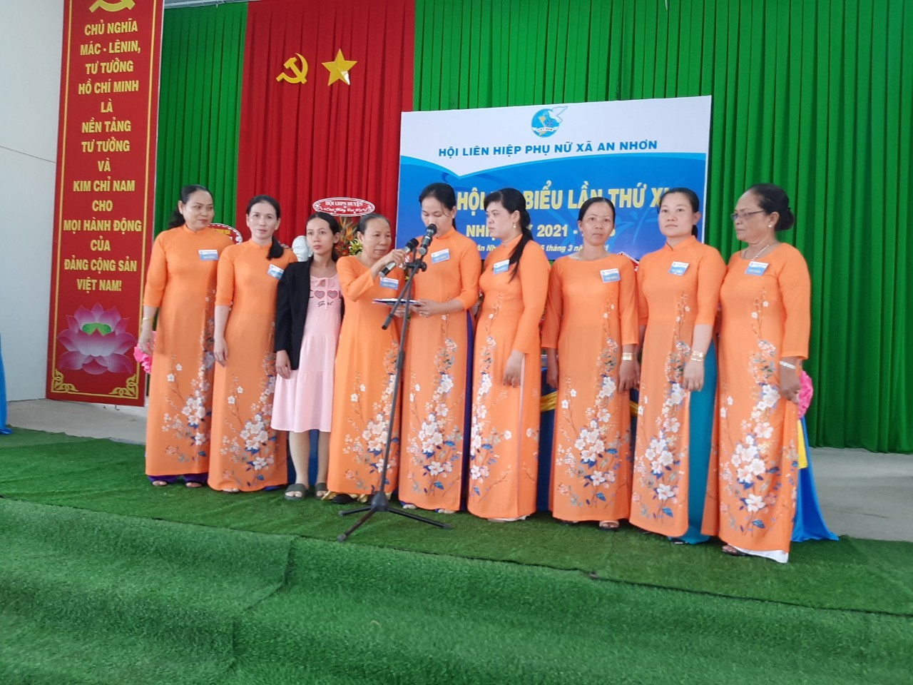 Thạnh Phú hoàn thành Đại hội Hội Liên hiệp Phụ nữ cấp cơ sở, nhiệm kỳ 2021 - 2026