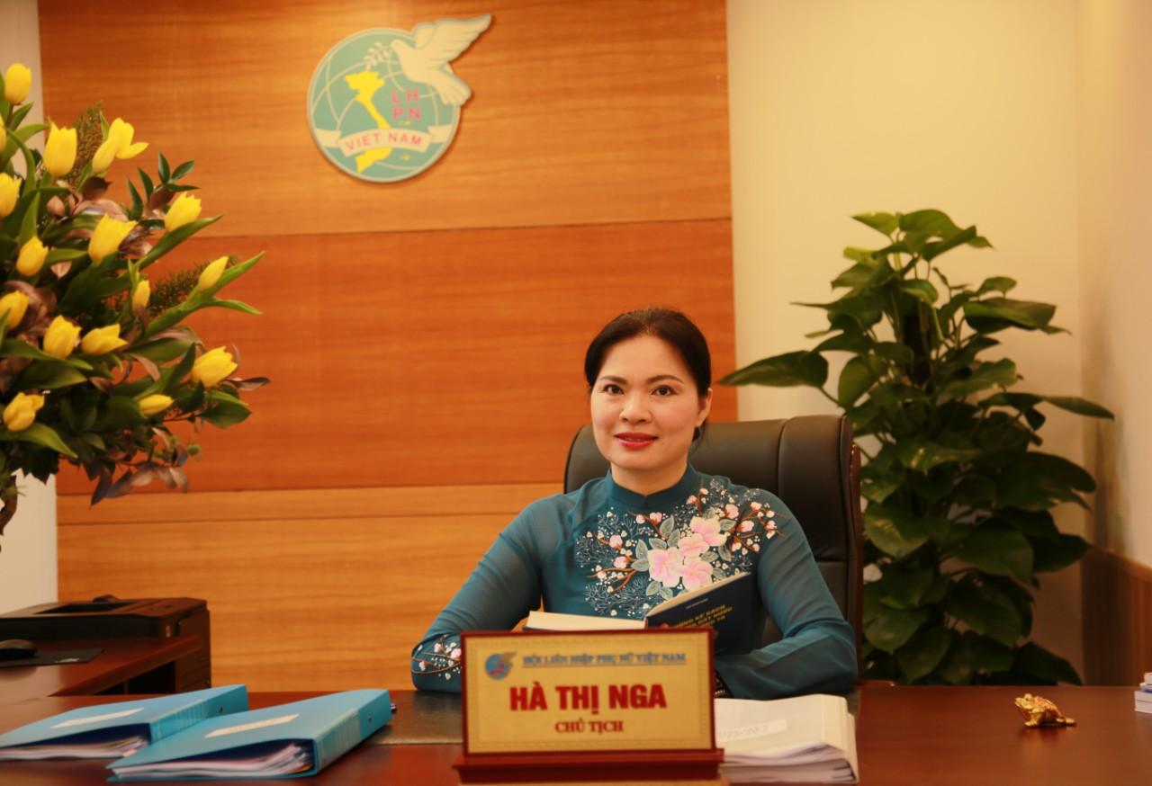 Hội nghị lần thứ 9 Ban Chấp hành TW Hội LHPN Việt Nam khóa XII