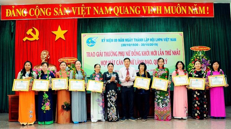 Chị Nguyễn Bạch Yến - Gương phụ nữ Đồng Khởi mới