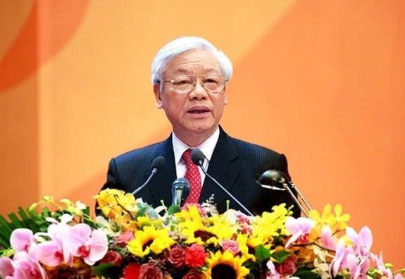Quán triệt nội dung Đề cương báo cáo nhanh và Bài phát biểu Khai mạc, Bế mạc của đồng chí Tổng Bí thư tại Hội nghị Trung ương 3, khóa XIII