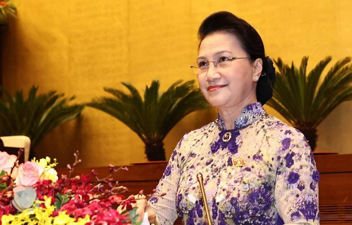 Nữ chủ tịch Quốc hội đầu tiên trong lịch sử và nhiệm kỳ thành công