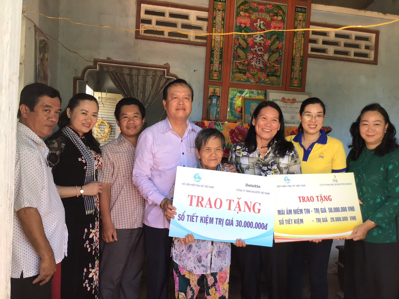 Hội Liên hiệp Phụ nữ Việt Nam - hành trình tìm về địa chỉ đỏ