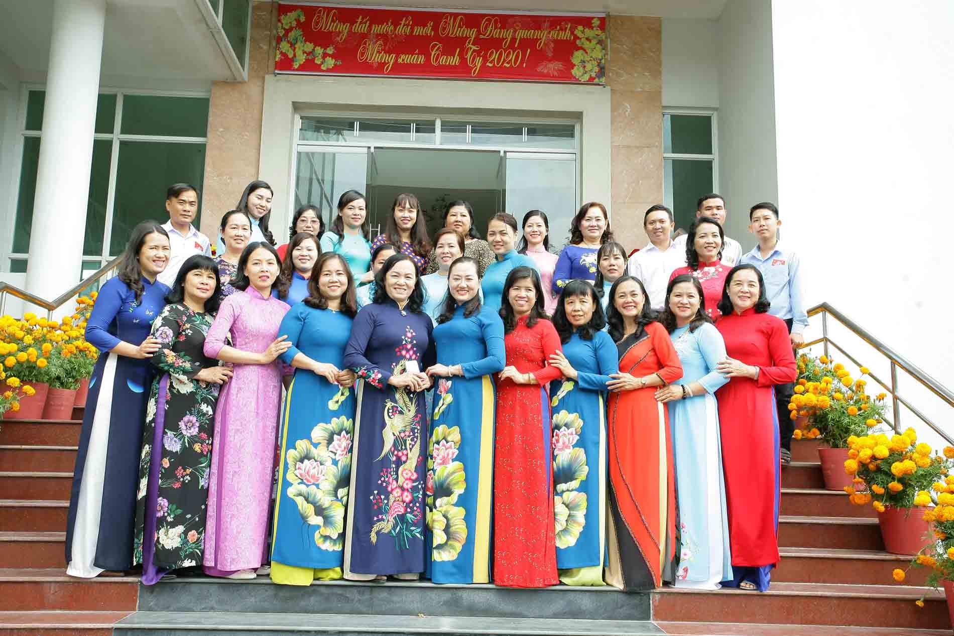 """Hưởng ứng sự kiện """"Áo dài – di sản văn hóa Việt Nam"""""""