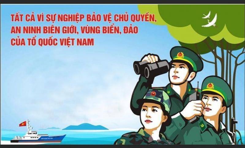 """Đề cương tuyên truyền Kỷ niệm 62 năm Ngày truyền thống Bộ đội Biên phòng (03/3/1959 - 03/3/2021) và 32 năm """"Ngày Biên phòng toàn dân"""" (03/3/1989 - 03/3/2021)"""