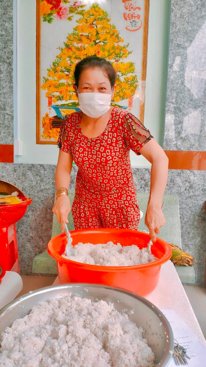 Bóng hồng trong công tác phòng chống dịch bệnh Covid -19